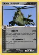 DEATH CREEPER