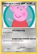 peppa pig is a