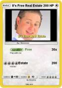 It's Free Real