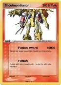 Shoutmon fusion