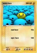 smily face