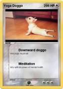 Yoga Doggo