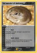 fat hamster of