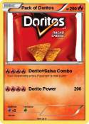 Pack of Doritos