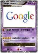 Google franco