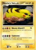 Pikachu's Twin