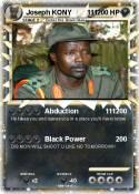 Joseph KONY 111