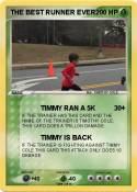 THE BEST RUNNER