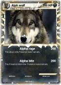 Alph wolf
