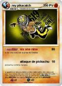rey pikacatch