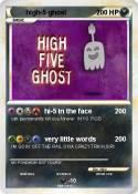 high-5 ghost