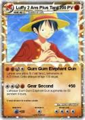 Luffy 2 Ans