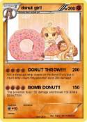 donut girl!
