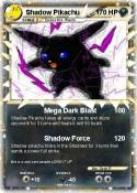 Shadow Pikachu