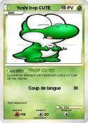 Yoshi trop CUTE