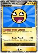 SMILE BOMB