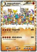 mega pokemon