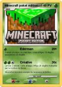 Minecraft poket