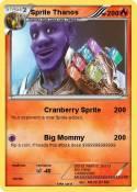 Sprite Thanos