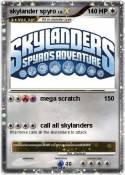 skylander spyro