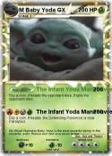 M Baby Yoda GX