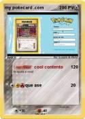 my pokecard