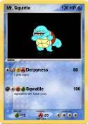 Mr. Squirtle