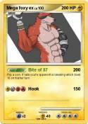 Mega foxy ex