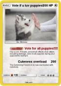 Vote if u luv