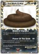 God Mode Kratos