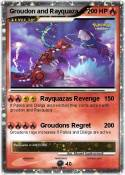 Groudon and