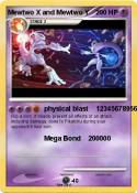 Mewtwo X and