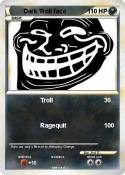 Dark Troll face