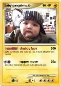 baby gangster