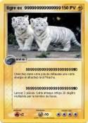 tigre ex