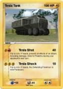 Tesla Tank