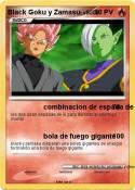 Black Goku y