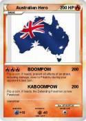 Australian Hero
