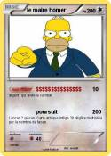 le maire homer