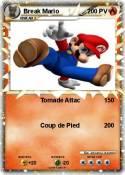 Break Mario