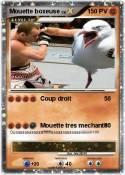 Mouette boxeuse