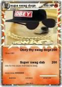 supa swag doge