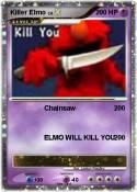 Killer Elmo