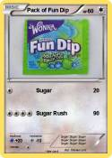 Pack of Fun Dip