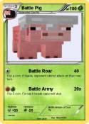 Battle Pig