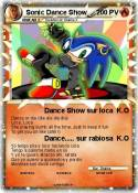 Sonic Dance