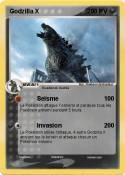 Godzilla X