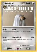 Chien Ghost