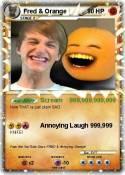 Fred & Orange
