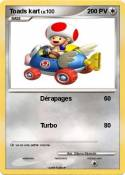 Toads kart